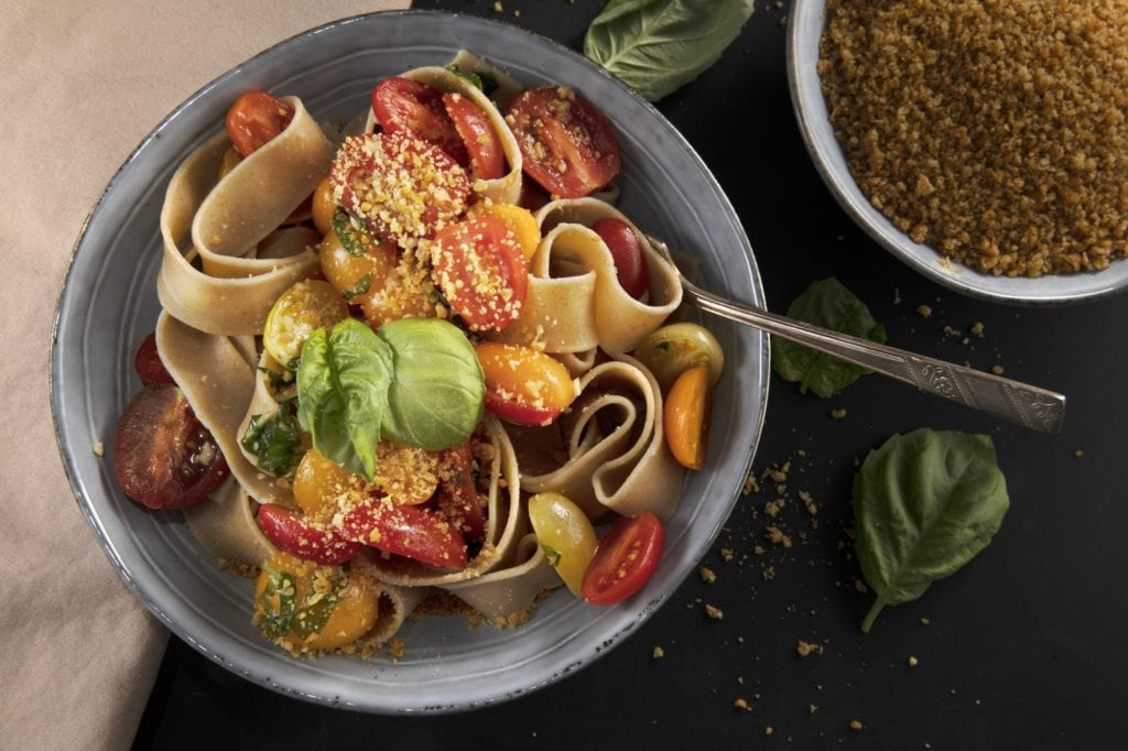 Plant Based Pasta Dish